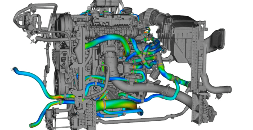 Engine hoses – Mechanical behaviour