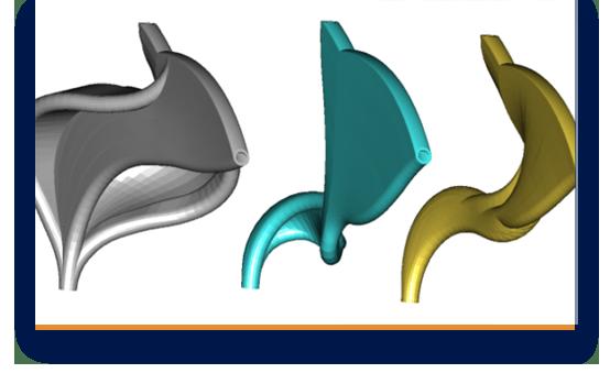 Design space optimization through motion envelopes or tolerances